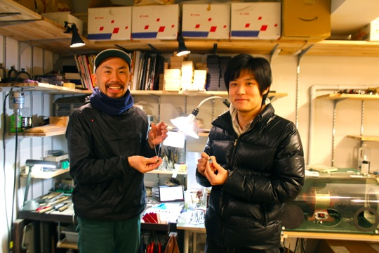 左が川上さん、右が松永さん