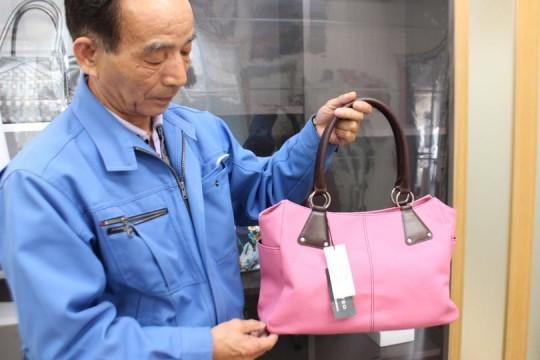 こちらがそのOrdinaireトートバッグ。