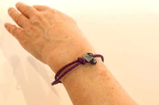 品の良い紫紺色の『高貴』
